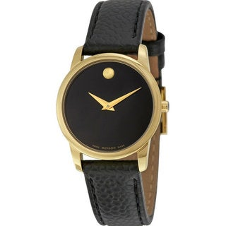 Movado Women's Stainless Steel Museum Classic 0607016 Watch