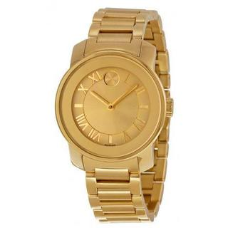 Movado Women's Goldtone Stainless Steel Watch