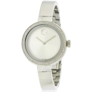 Movado Women's Stainless Steel 3600281 Bold Watch