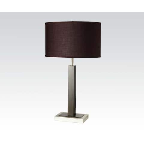 Acme Furniture Keira Cappuccino Table Lamp (Set of 2)