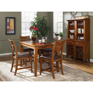 Urban Craftsmen 5-piece Dining Set with Dining Chairs
