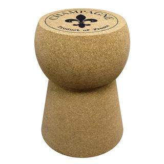 Vinotemp 'Grand Vin de Champagne' Cork Stool