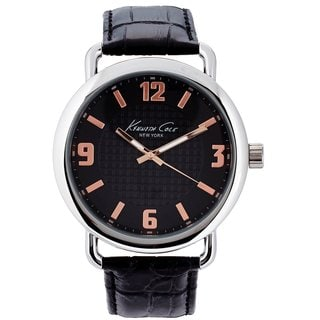 Kenneth Cole New York 10021751 Men's Leather Watch