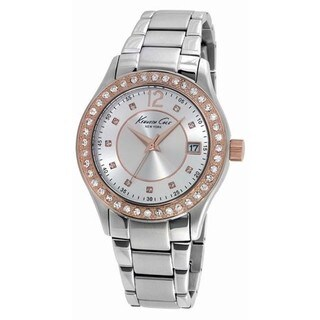 Kenneth Cole Women's 10020851 New York Stainless Steel Watch
