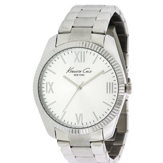 Kenneth Cole 10019684 New York Stainless Steel Men's Watch
