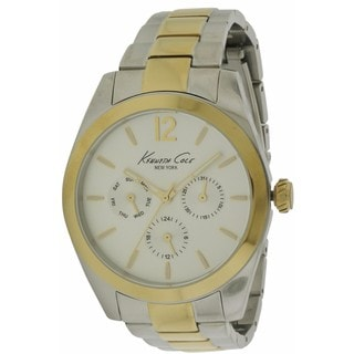 Kenneth Cole New York Men's 10029377 Two-tone Watch