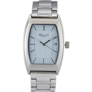 Kenneth Cole Stainless Steel Men's Watch 10019425