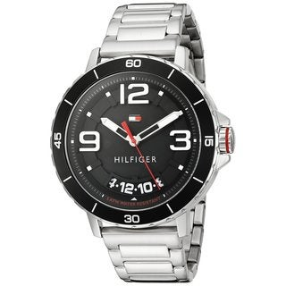 Tommy Hilfiger Men's Trevor 1791252 Black Stainless Steel Watch|https://ak1.ostkcdn.com/images/products/14602637/P21146647.jpg?_ostk_perf_=percv&impolicy=medium