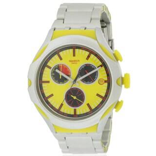 Swatch Men's YYS4002AG Lemon Squash Watch