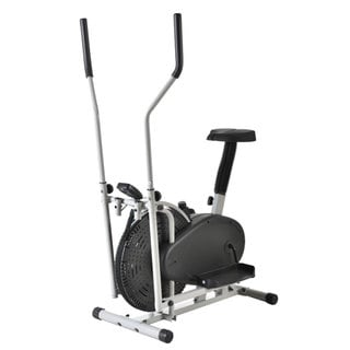 Intelligent Steel Elliptical Cross Trainer & Bike Fitness Equipment B Type