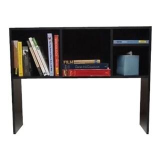 The Cube - Black Desk Bookshelf
