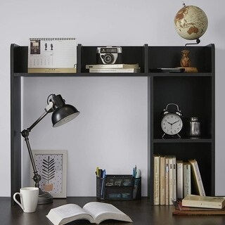 The Classic - Desk Bookshelf - Black