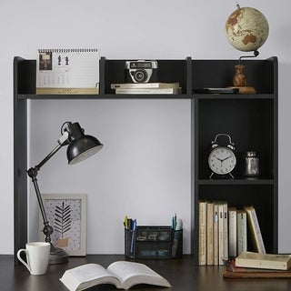 Link to The Classic - Desk Bookshelf - Black Similar Items in Desk Accessories