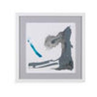 Bassett Mirror Company 'Minimal I' Framed Wall Art