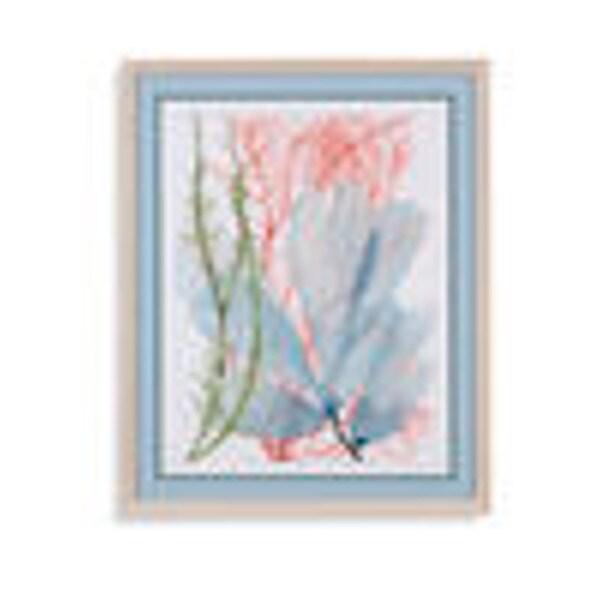 Bassett Mirror Company \'Seaweed Flow I\' Framed Artwork - Free ...