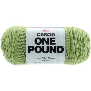 One Pound Yarn-Grass Green
