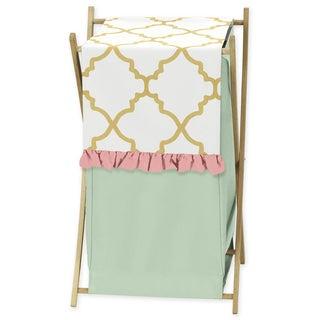 Sweet Jojo Designs Ava Collection Laundry Hamper
