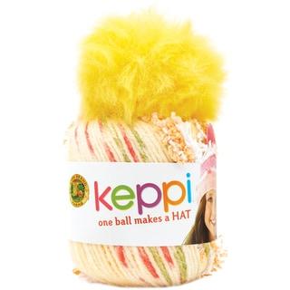 Keppi Yarn-Lollipop Yellow