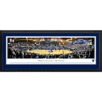 Villanova Basketball - Blakeway Panoramas Framed Print