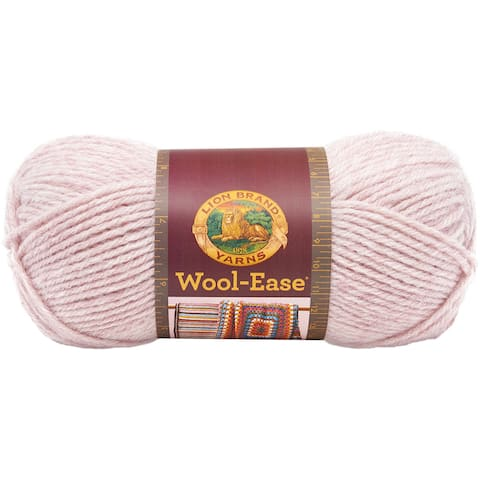 Wool-Ease Yarn -Blush Heather