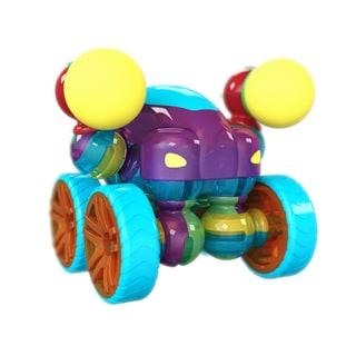 Lite Poppers STEM Learning Build a Car Kit
