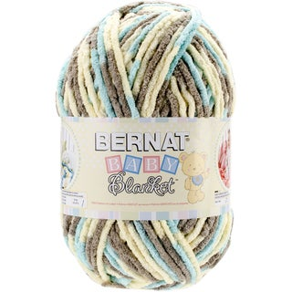 Baby Blanket Big Ball Yarn-Beach Babe