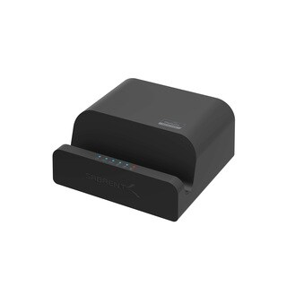 Sabrent Black Metal/Plastic USB 3.0 Universal Docking Station with Stand (DS-RICA)