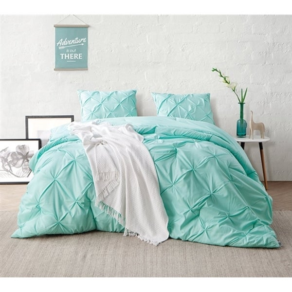 BYB Yucca Pin Tuck Comforter Set