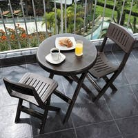 Rimax Folding Bistro Set