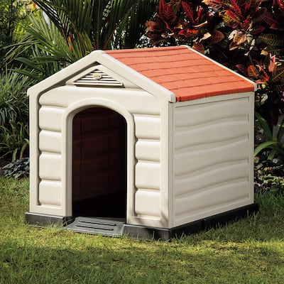 Rimax Outdoor Traditional Dog House