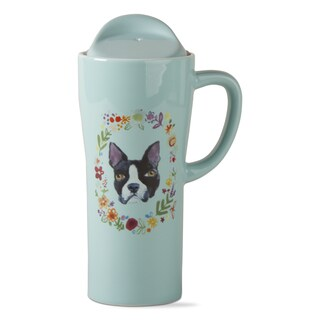 TAG Brave Dog Travel Mug With Handle