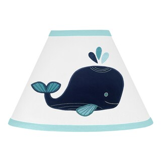 Sweet Jojo Designs Lamp Shade for the Whale Collection