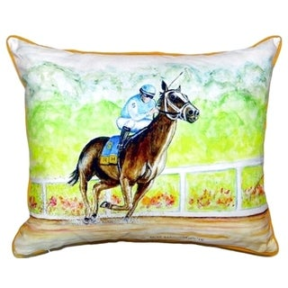 Home Stretch Small Indoor/ Outdoor Throw Pillow