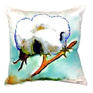 Cottonball No Cord Throw Pillow