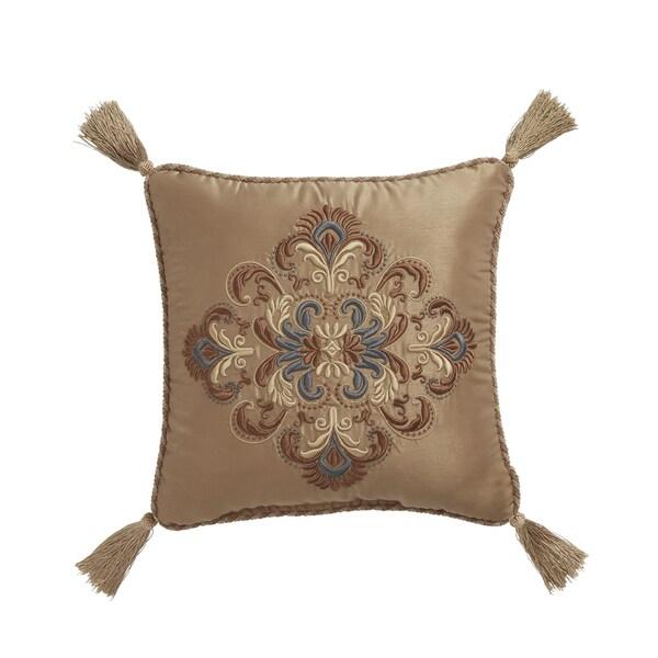 Croscill Cadeau Fashion Throw Pillow