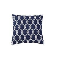 VCNY Home Montauk Embroidered Throw Pillow