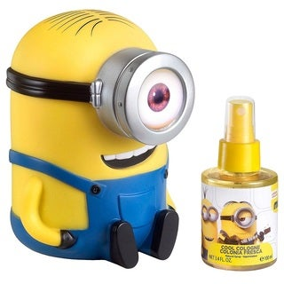 Disney Minions Cologne and Coin Bank