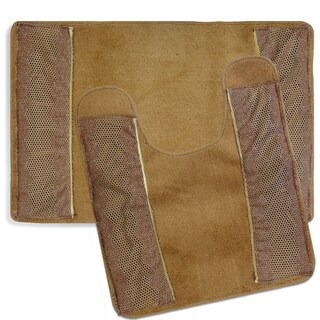 Chateau Bath and Contour Rug Set or Separates- Bronze