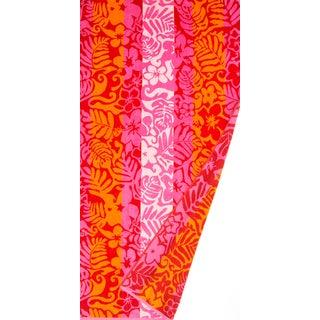 St.Tropez Sands Hawaiian Floral Pink Beach Towel Collection