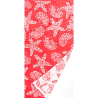 St.Tropez Sands Seashore Coral Beach Towel Collection