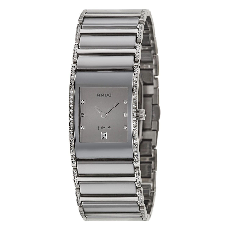 Rado Women's Integral Stainless Steel Swiss Quartz Watch ...