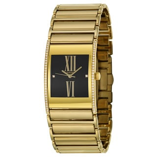 Rado Women's Integral Goldplated Swiss Quartz Watch