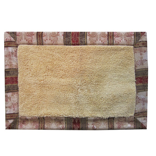 Cotton Bath Rug X 60 Reversible