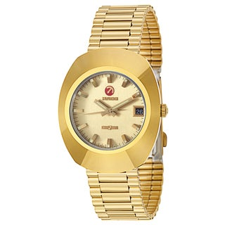 Rado Men's Original Gold Plated Automatic Watch