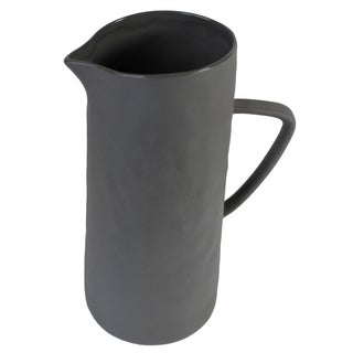 Slate Handmade Stoneware Pitcher (2 Colors)
