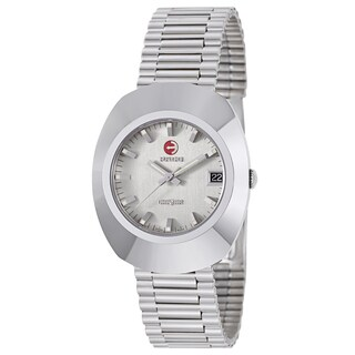 Rado Men's Original Stainless Steel Automatic Watch - Silver