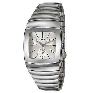 Rado Men's Sintra Ceramic Swiss Quartz Watch