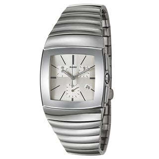 Rado Men's Sintra Ceramic Swiss Quartz Watch