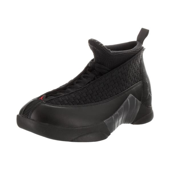 c007c48b0f5d6c Shop Nike Jordan Men s Air Jordan 15 Retro Basketball Shoe - Free ...