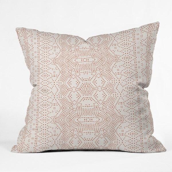 Holli Zollinger Marrakeshi Throw Pillow